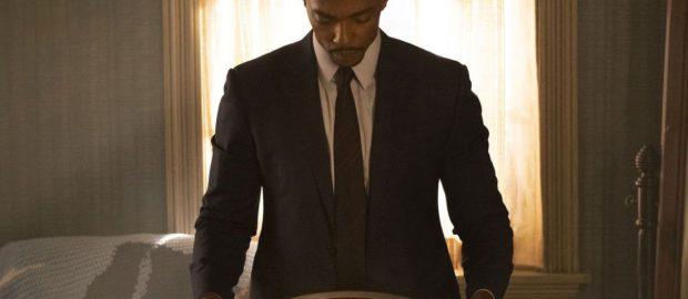 "Anthony Mackie as Sam Wilson, ""The Falcon"""