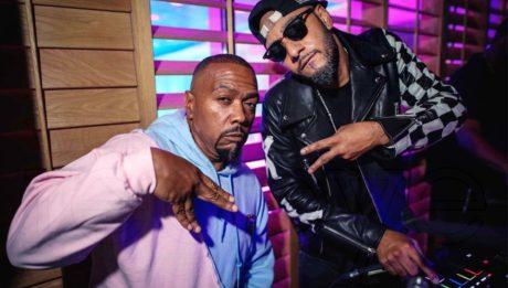 Timbaland and Swizzled Beatz