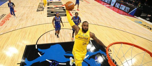 NBA All Star Game 2021